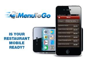 mobile POS for restaurants, mobile ordering for restaurants, dinerware
