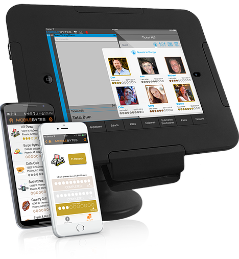 mobile ordering, iPad pos for restaurants, cloud POS, restaurant POS software, online ordering for restaurants