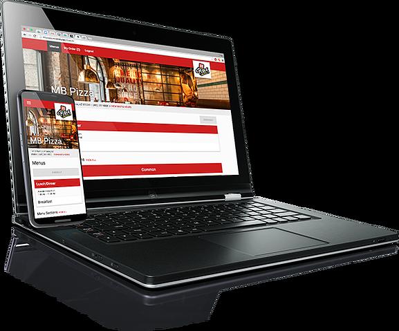 MobileBytes POS, Mobile Ordering app, mobile food ordering