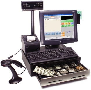 cash register express, retail POS, POS for retail, POS software retail