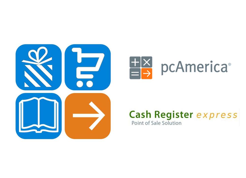 pcAmerica, cash register express, POS for retail, retail POS software