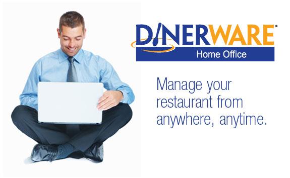 dinerware POS, windows POS, restaurant POS, POS for restaurants, restaurant management