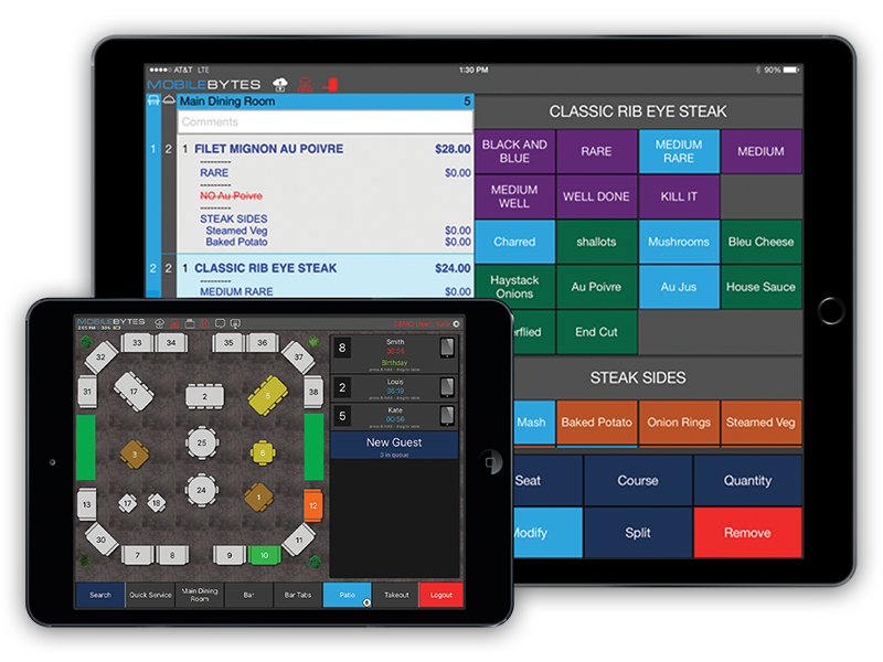 Ipad And Cloud Pos For Restaurants Cervion Systems