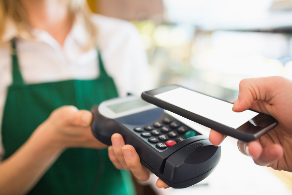 contactless mobile point of sale payments
